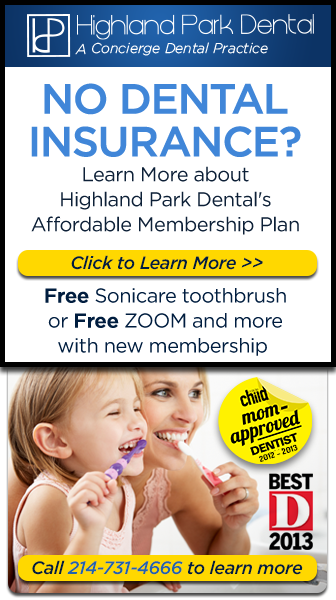Highland Park Dental — Membership Plan