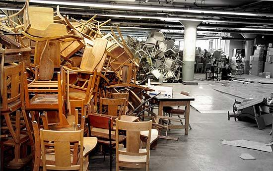 Office Furniture Disposal