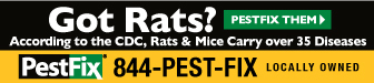 Got Rats? PestFix Them!