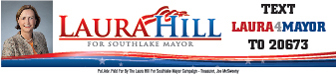Vote Laura Hill For Southlake Mayor