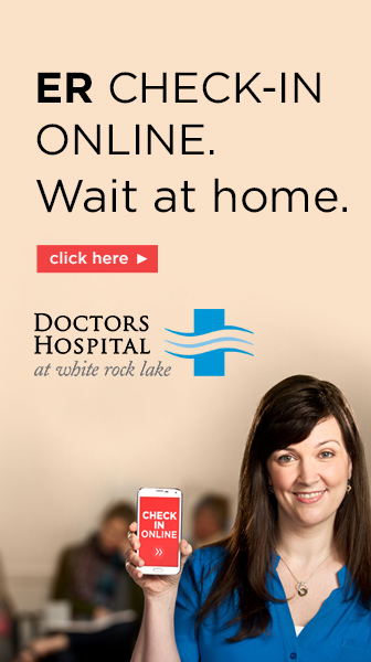 Hold Your Place at the ER Online