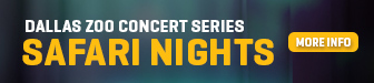 Dallas Zoo Safari Nights Concert Series