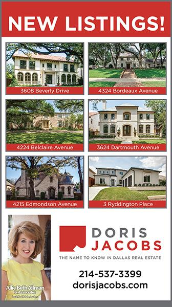 New Listings Doris Jacobs 9-1-15
