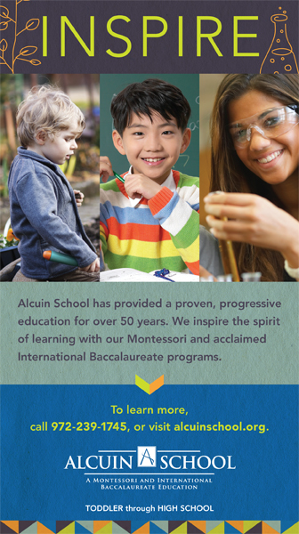 Alcuin School: Inspired Learning