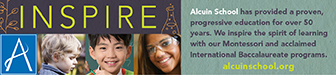 Alcuin Inspires & Empowers Students