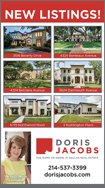 New Listings Doris Jacobs 9-1-15