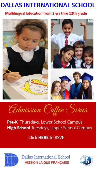 Admission Coffee Series