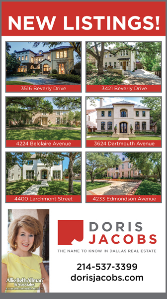 New Listings Presented by Doris Jacobs
