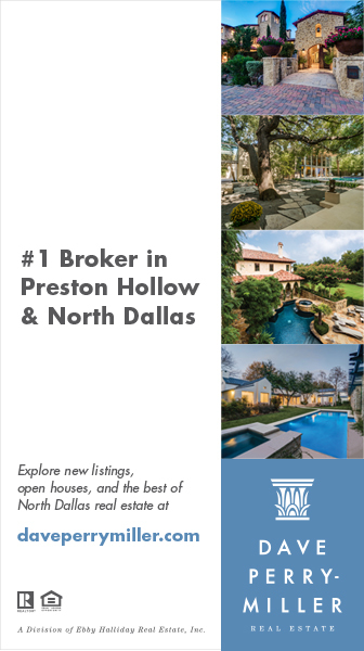 #1 Broker in Preston Hollow