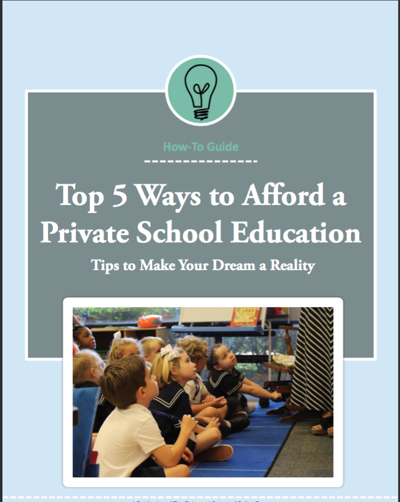 Top 5 Ways to Afford a Private School Education