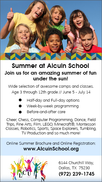 Summer Camps at Alcuin School