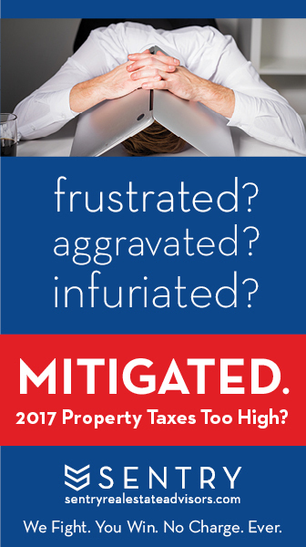 Frustrated with 2017 Real Estate Taxes