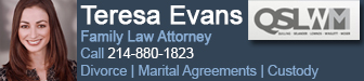 Teresa Evans, Family Law Attorne