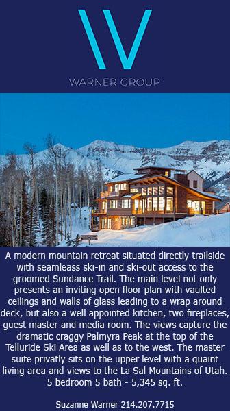 A Modern Mountain Retreat