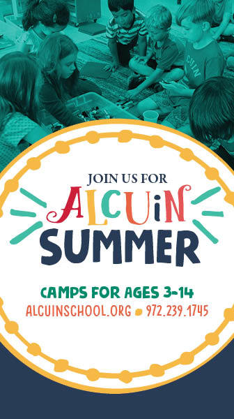Join Us for Alcuin Summer Camps