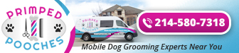 Primped Pooches Mobile Dog Spa