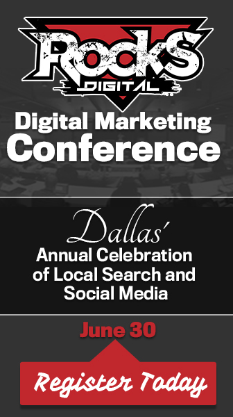 Rocks Digital Marketing Conference 2019