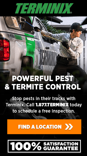 Terminix® - Stop Pests in their Tracks