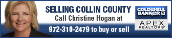 Christine Hogan - Front Page Ad (11/8/19