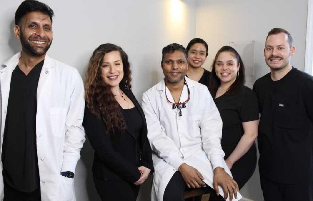 Staff at Chicago dentist Wicker Park Dental Group