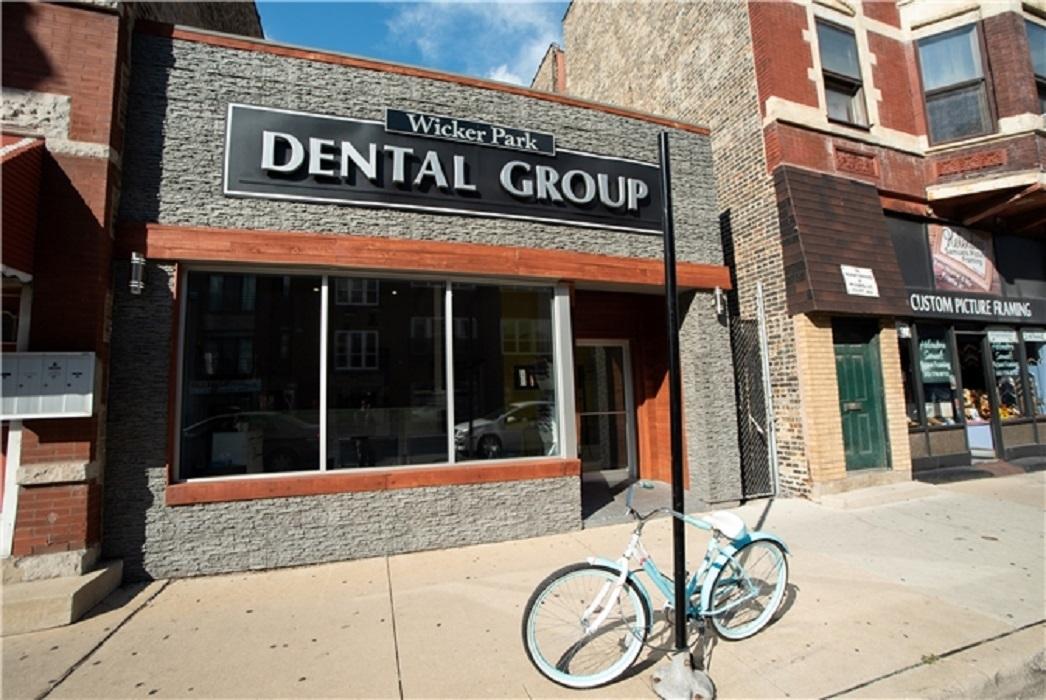 Storefront Wicker Park Dental Group