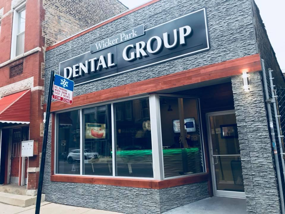 Wicker Park Dental Group office building